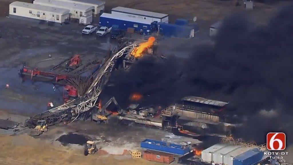 Oklahoma explosion