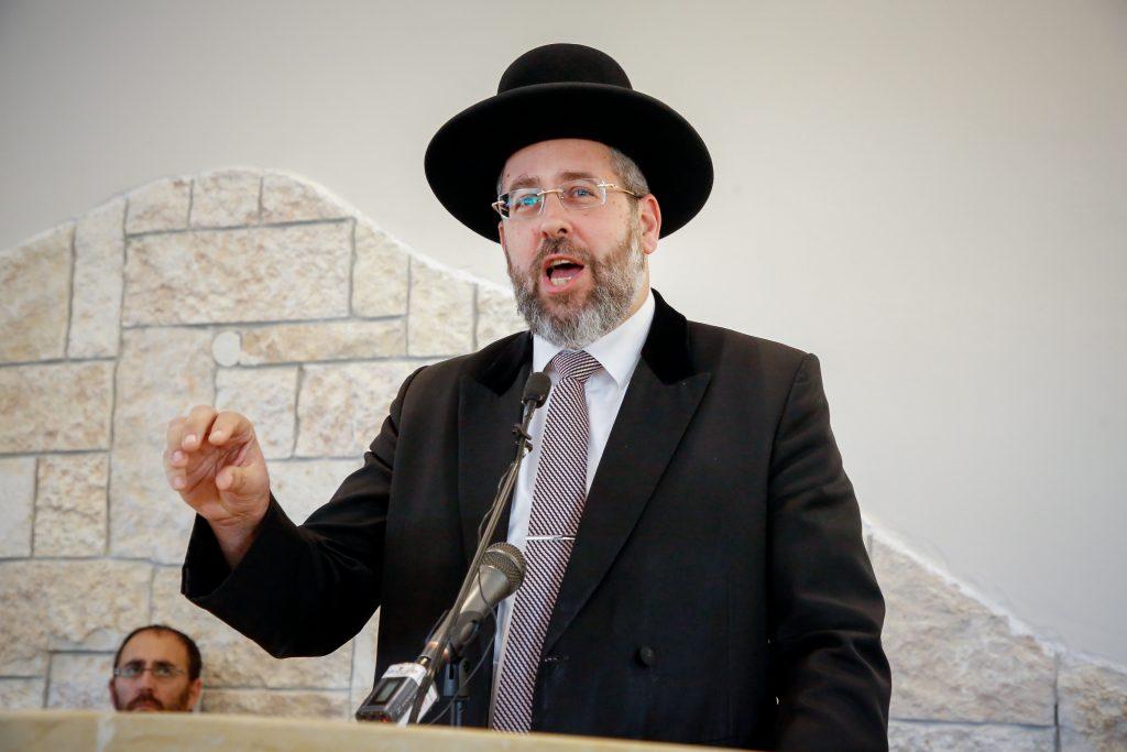 Rabbi Lau