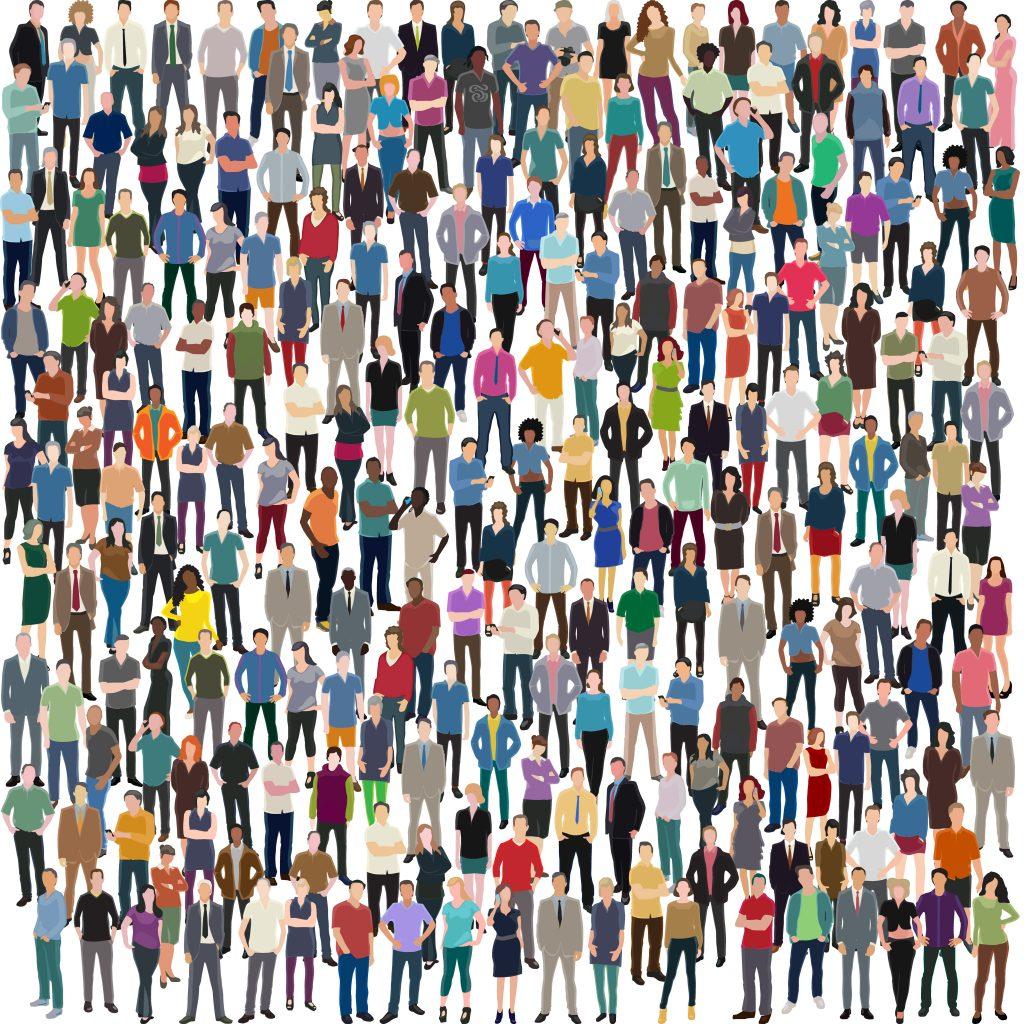 census data white population