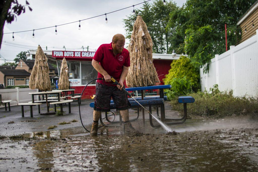henri flooding