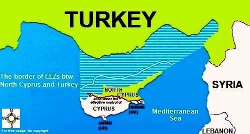 turkish drones cyprus