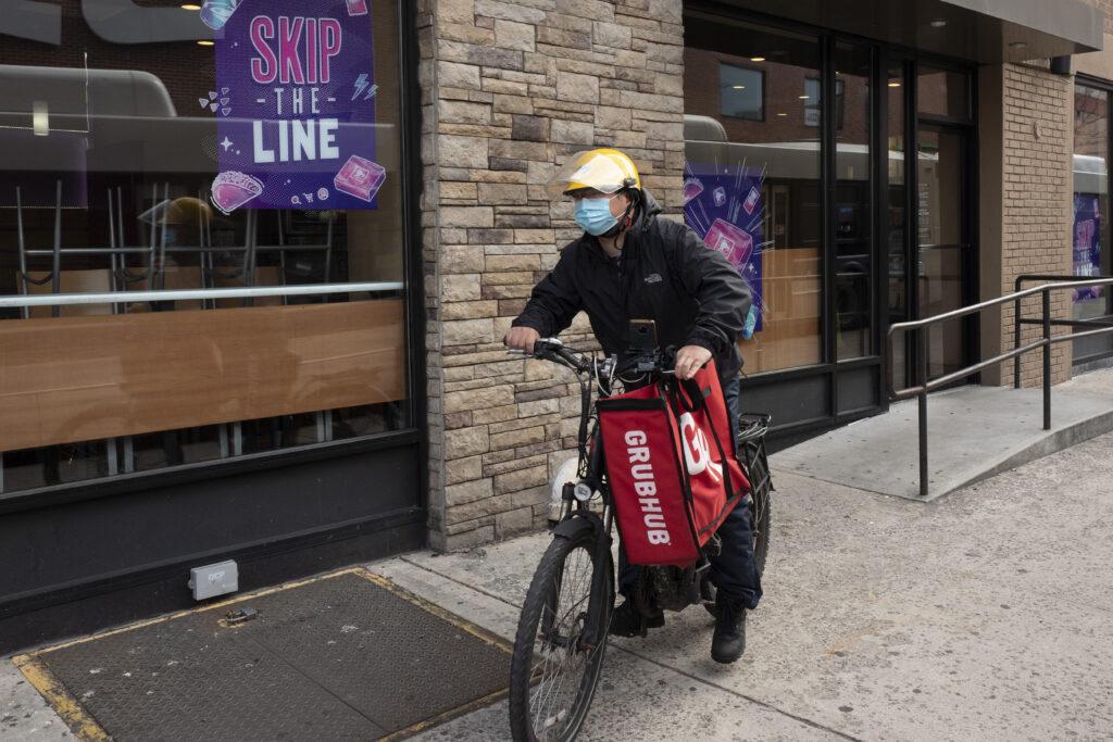 food delivery sue nyc